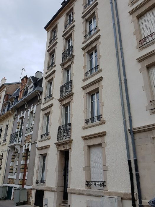 Ravalement de façade Quartier Blandan à Nancy (1)
