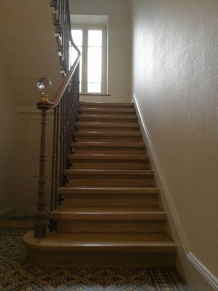 Cage d'escalier (WP) travaux finis