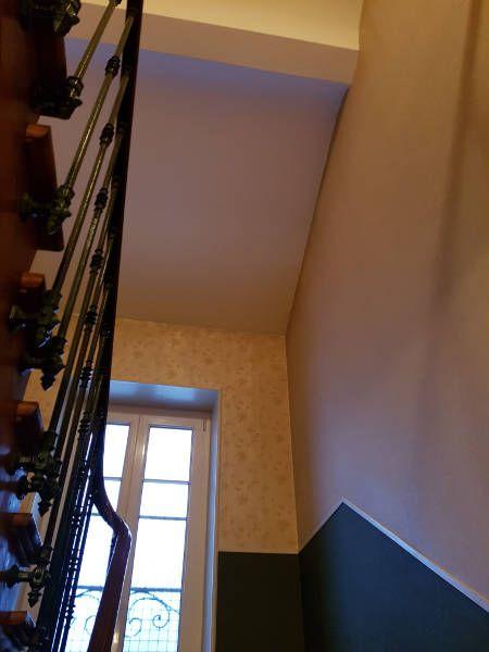 Cage d'escalier (WP) avant les travaux