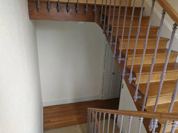 Cage d'escalier(WP) travaux finis